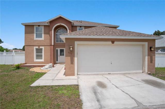 963 Derbyshire Drive, Kissimmee, FL 34758 (MLS #O5804781) :: Cartwright Realty