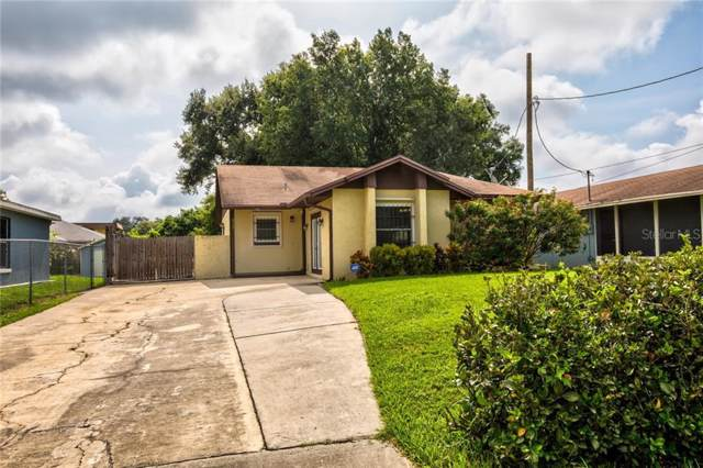 715 Willie Mays Parkway, Orlando, FL 32811 (MLS #O5804798) :: The Duncan Duo Team