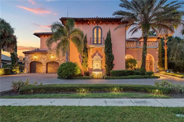 6119 Tarawood Drive, Orlando, FL 32819 (MLS #O5804846) :: Premium Properties Real Estate Services