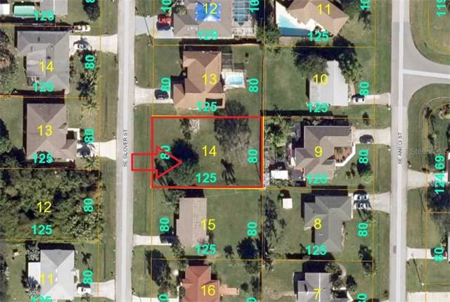 2213 SE Glover Street, Port Saint Lucie, FL 34984 (MLS #O5804939) :: Team Bohannon Keller Williams, Tampa Properties