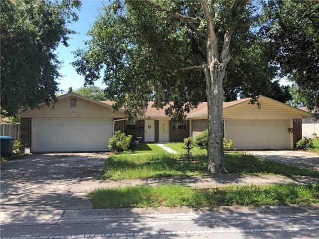 896 E Church Avenue, Longwood, FL 32750 (MLS #O5805051) :: Team Bohannon Keller Williams, Tampa Properties