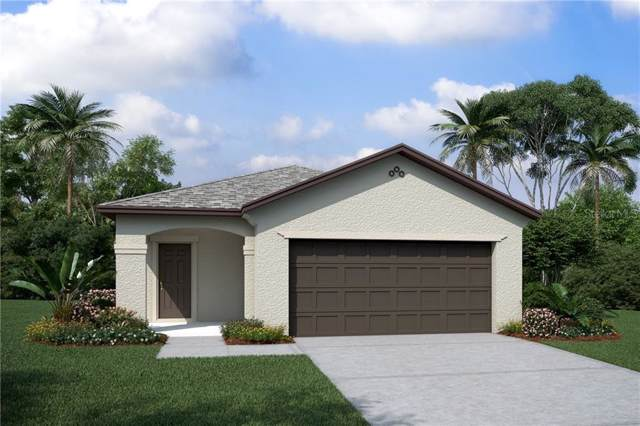 2830 Noble Crow Drive, Kissimmee, FL 34744 (MLS #O5805092) :: Team Bohannon Keller Williams, Tampa Properties