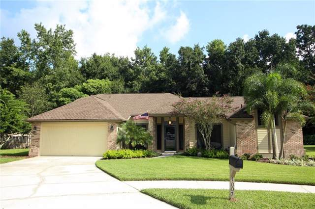 1007 Bonnet Creek Court, Oviedo, FL 32765 (MLS #O5805098) :: Delgado Home Team at Keller Williams
