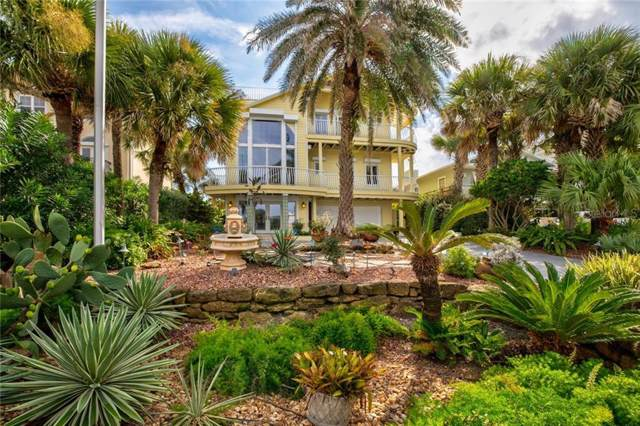 5821 S Atlantic Avenue, New Smyrna Beach, FL 32169 (MLS #O5805115) :: Griffin Group