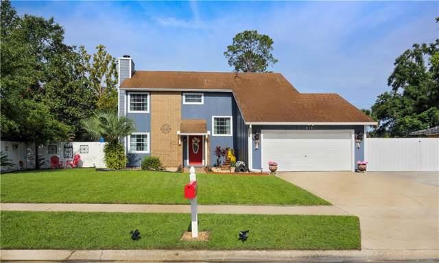 910 Alameda Drive, Longwood, FL 32750 (MLS #O5805120) :: Team Bohannon Keller Williams, Tampa Properties