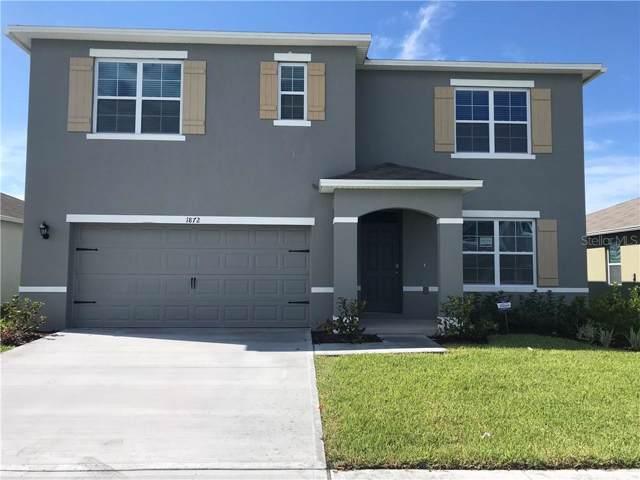 1872 Cassidy Knoll Drive, Kissimmee, FL 34744 (MLS #O5805139) :: Zarghami Group