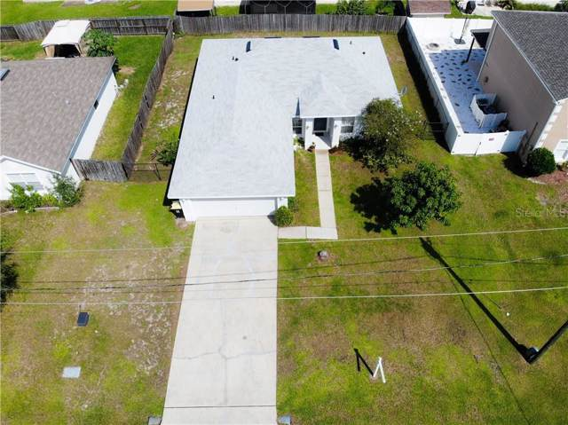 309 Dolphin Way, Kissimmee, FL 34759 (MLS #O5805200) :: GO Realty