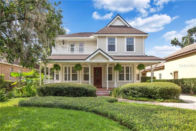 1580 Oakhurst Avenue, Winter Park, FL 32789 (MLS #O5805204) :: Griffin Group