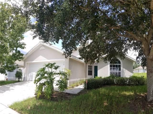 228 Grantham Drive, Davenport, FL 33897 (MLS #O5805211) :: Burwell Real Estate