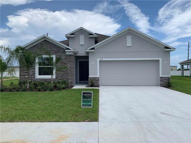 319 Briarbrook Lane, Haines City, FL 33844 (MLS #O5805265) :: GO Realty