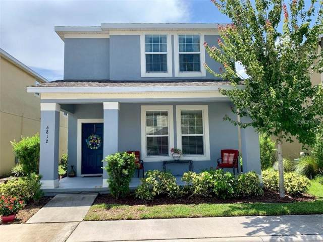 6812 Habitat Drive, Harmony, FL 34773 (MLS #O5805271) :: Godwin Realty Group