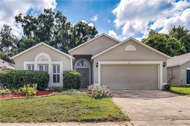 133 Golfside Circle, Sanford, FL 32773 (MLS #O5805272) :: The Duncan Duo Team