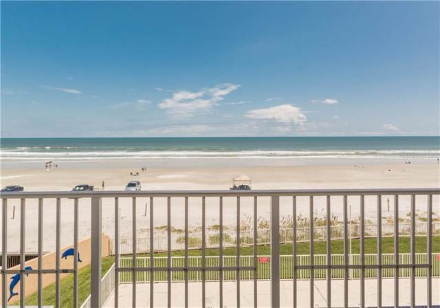 421 S Atlantic Avenue #306, New Smyrna Beach, FL 32169 (MLS #O5805286) :: Team 54