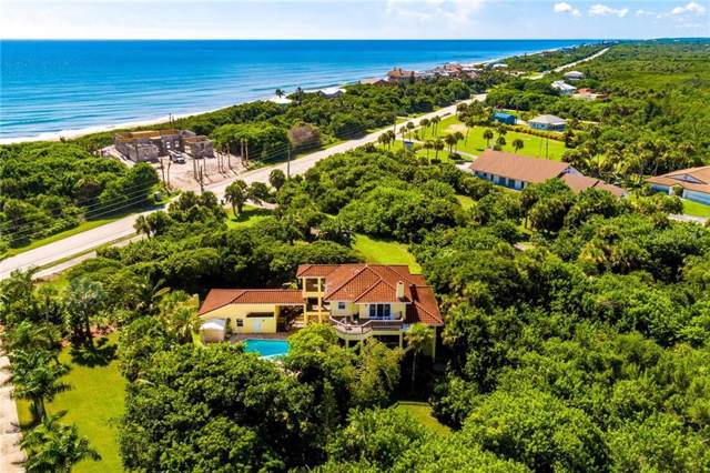 Address Not Published, Melbourne Beach, FL 32951 (MLS #O5805291) :: The Duncan Duo Team