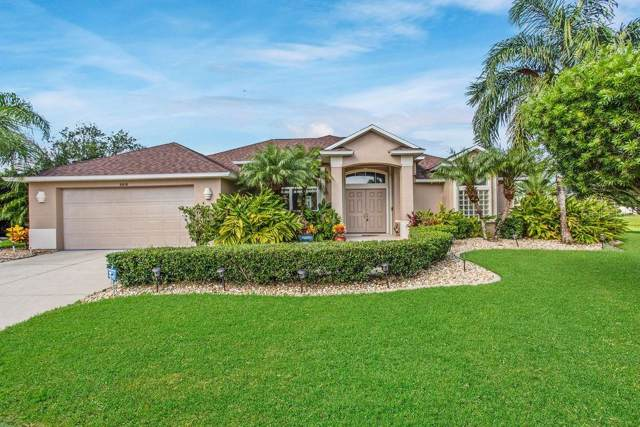 6818 Plumpjack Court, Port Orange, FL 32128 (MLS #O5805294) :: Team Bohannon Keller Williams, Tampa Properties
