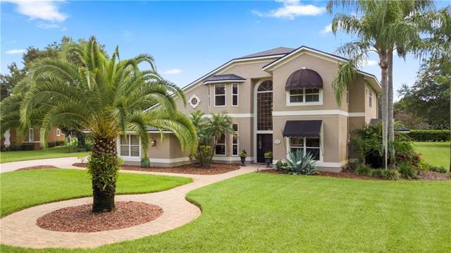 2381 Crest Ridge Court, Sanford, FL 32771 (MLS #O5805332) :: Team 54