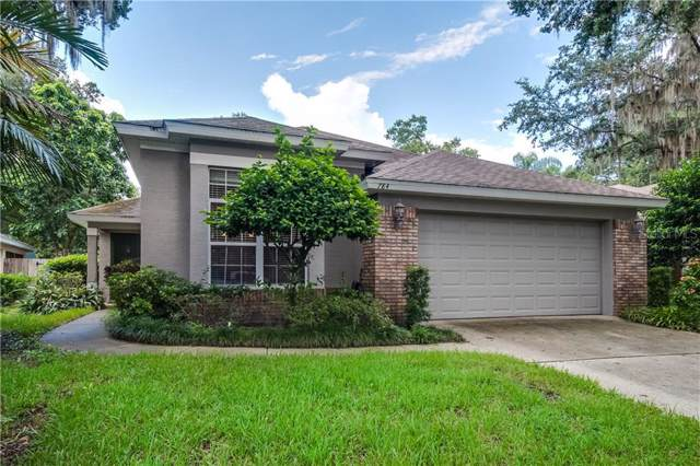 784 Andover Circle, Winter Springs, FL 32708 (MLS #O5805378) :: Real Estate Chicks