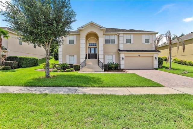 1385 Lattimore Drive, Clermont, FL 34711 (MLS #O5805463) :: Team Bohannon Keller Williams, Tampa Properties