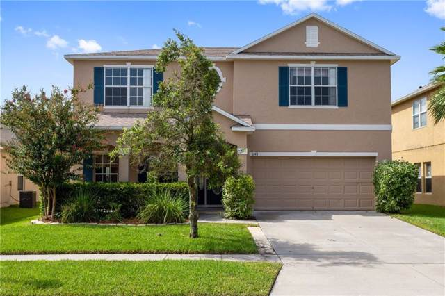 1143 Willow Branch Drive, Orlando, FL 32828 (MLS #O5805466) :: Team Bohannon Keller Williams, Tampa Properties
