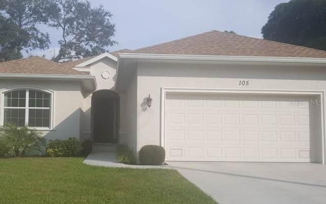 105 Red Cedar Park, Rotonda West, FL 33947 (MLS #O5805509) :: The BRC Group, LLC