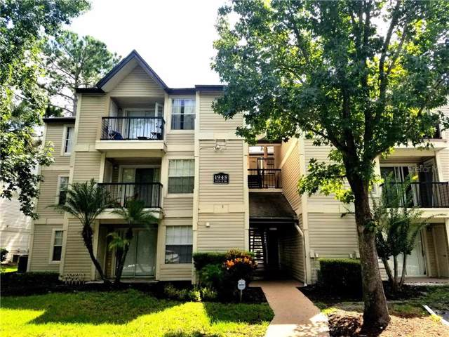 1948 Lake Atriums Circle #115, Orlando, FL 32839 (MLS #O5805510) :: Griffin Group