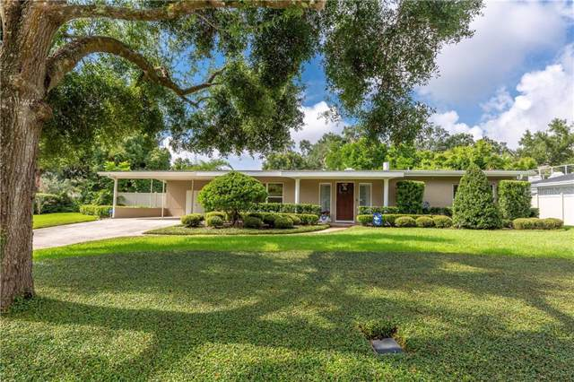1848 Loch Berry Road, Winter Park, FL 32789 (MLS #O5805538) :: Griffin Group