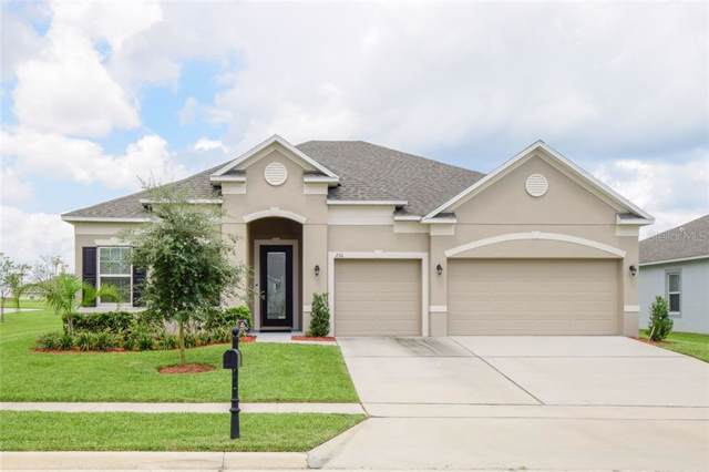 Address Not Published, Haines City, FL 33844 (MLS #O5805575) :: GO Realty