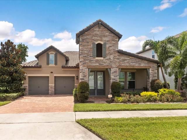 16600 Toccoa Row, Winter Garden, FL 34787 (MLS #O5805581) :: Cartwright Realty