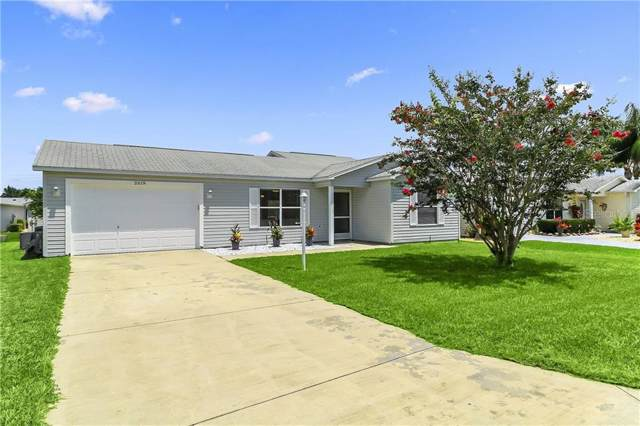 2619 Privada Drive, The Villages, FL 32162 (MLS #O5805582) :: Realty Executives in The Villages