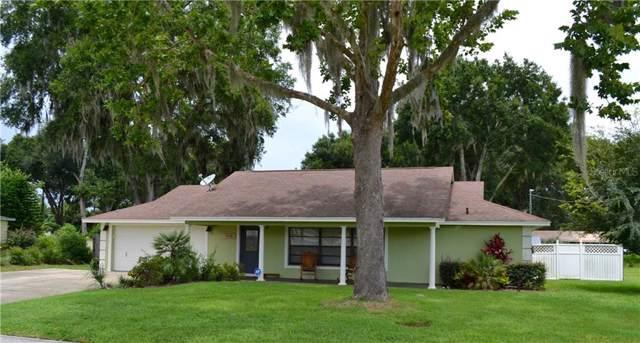 516 Guerrant Street, Umatilla, FL 32784 (MLS #O5805587) :: Griffin Group