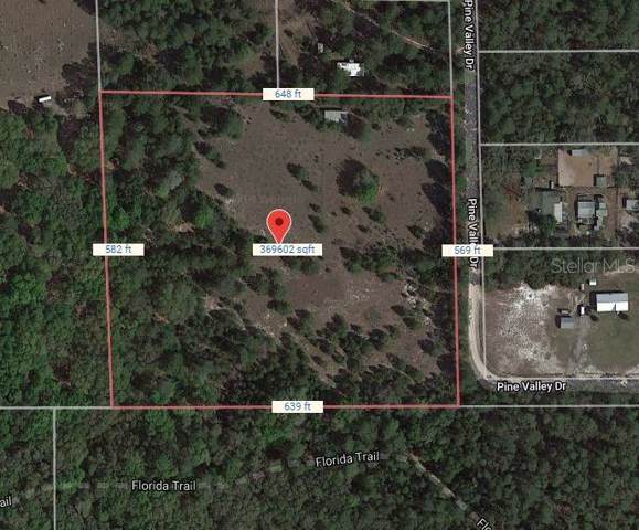 41996 Pine Valley Drive, Paisley, FL 32767 (MLS #O5805608) :: Rabell Realty Group