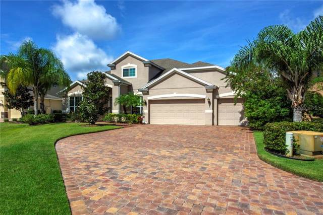 495 Heathercreek Court, Oviedo, FL 32765 (MLS #O5805614) :: The Edge Group at Keller Williams