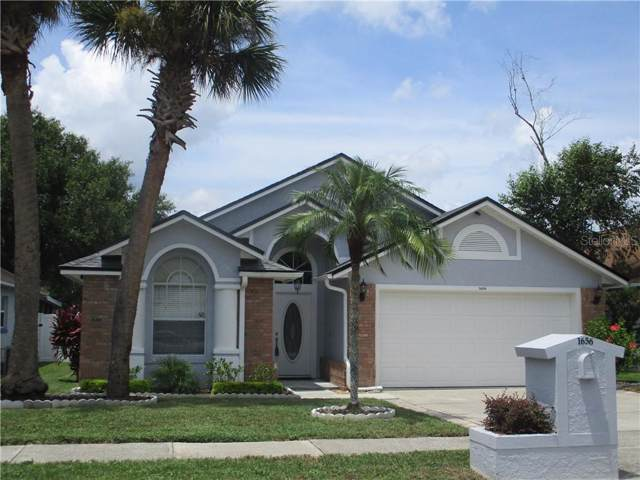 1656 Slash Pine Place, Oviedo, FL 32765 (MLS #O5805631) :: The Edge Group at Keller Williams