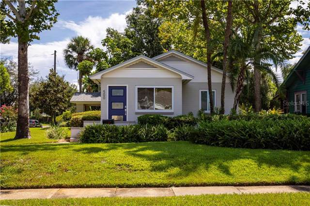 500 Shoreview Avenue, Winter Park, FL 32789 (MLS #O5805654) :: The Edge Group at Keller Williams