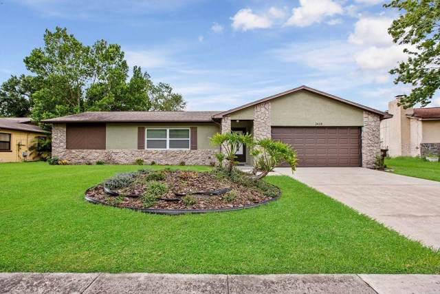 2428 Fulton Road, Kissimmee, FL 34744 (MLS #O5805712) :: Team Bohannon Keller Williams, Tampa Properties