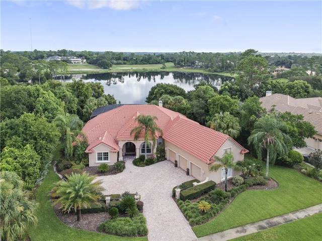 248 Eagle Estates Drive, Debary, FL 32713 (MLS #O5805714) :: Rabell Realty Group