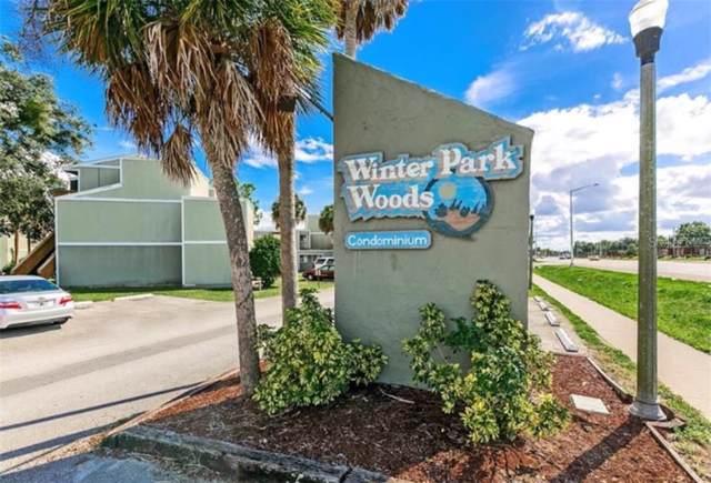 275 Scottsdale Square #275, Winter Park, FL 32792 (MLS #O5805736) :: Team Bohannon Keller Williams, Tampa Properties