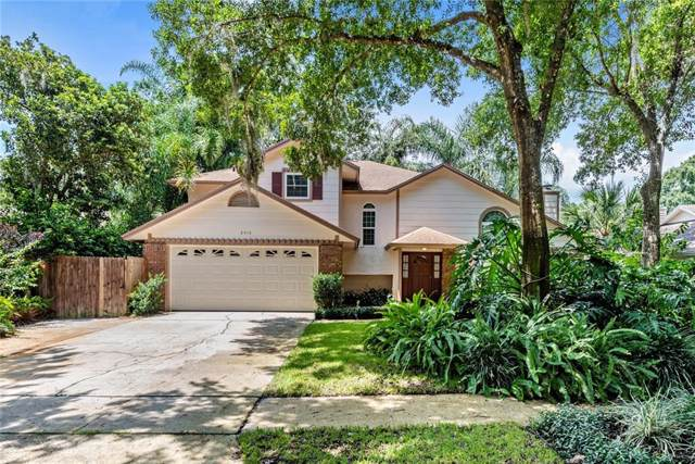 8410 Admiral Point, Winter Park, FL 32792 (MLS #O5805782) :: Team Bohannon Keller Williams, Tampa Properties
