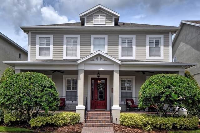 418 Park Lake Drive, Winter Springs, FL 32708 (MLS #O5805788) :: Armel Real Estate