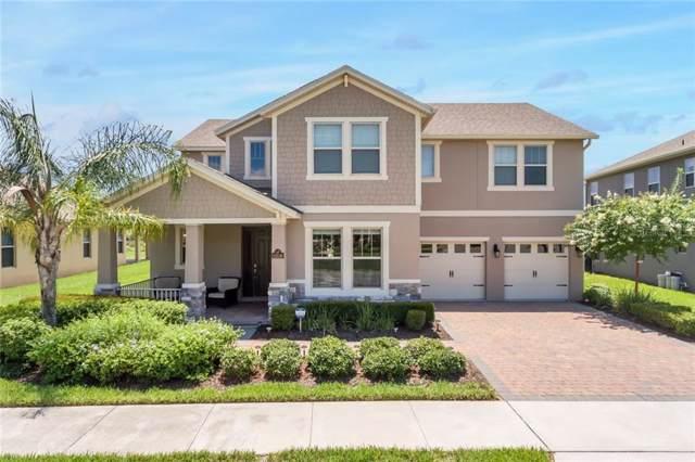 15538 Waterleigh Cove Drive, Winter Garden, FL 34787 (MLS #O5805789) :: The Edge Group at Keller Williams