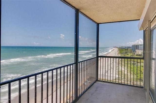 205 Highway A1a #506, Satellite Beach, FL 32937 (MLS #O5805840) :: The Light Team