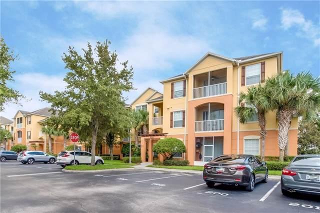 8660 Buccilli Drive #307, Orlando, FL 32829 (MLS #O5805849) :: GO Realty