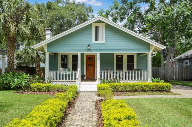 429 E Muriel Street, Orlando, FL 32806 (MLS #O5805879) :: Team Bohannon Keller Williams, Tampa Properties