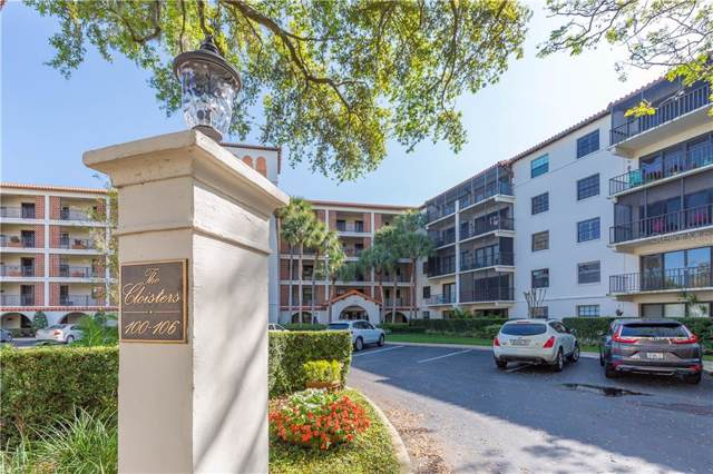 100 S Interlachen Avenue #111, Winter Park, FL 32789 (MLS #O5805888) :: Team Bohannon Keller Williams, Tampa Properties