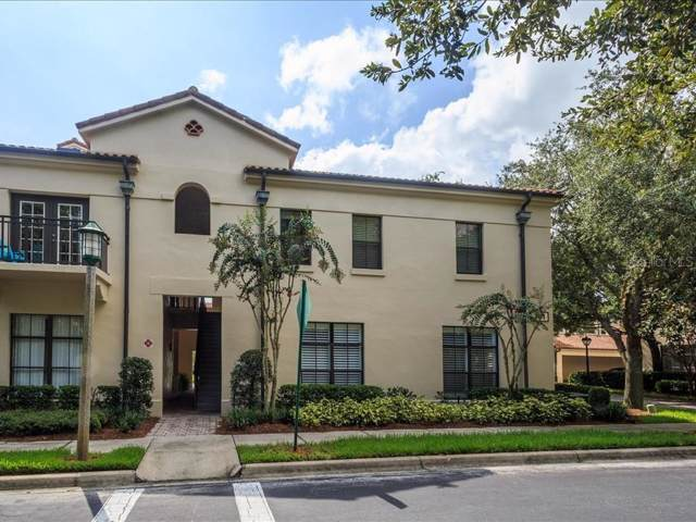 701 Westpark Way #101, Celebration, FL 34747 (MLS #O5805906) :: Real Estate Chicks