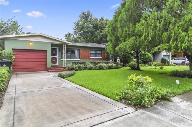 714 Shady Lane Drive, Orlando, FL 32804 (MLS #O5806002) :: Team Bohannon Keller Williams, Tampa Properties