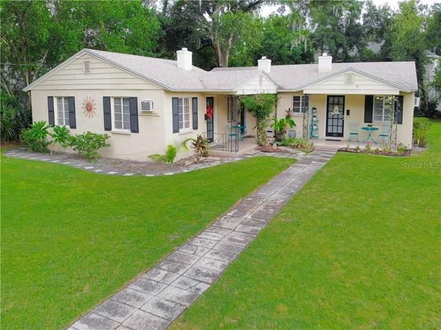 1005 Garden Drive, Winter Park, FL 32789 (MLS #O5806036) :: Real Estate Chicks