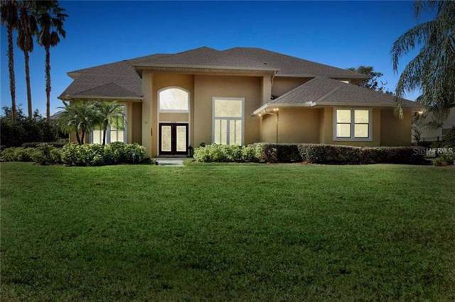2818 Windsor Hill Drive, Windermere, FL 34786 (MLS #O5806044) :: The Duncan Duo Team