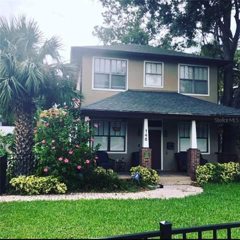 148 S Thornton Avenue, Orlando, FL 32801 (MLS #O5806087) :: Cartwright Realty