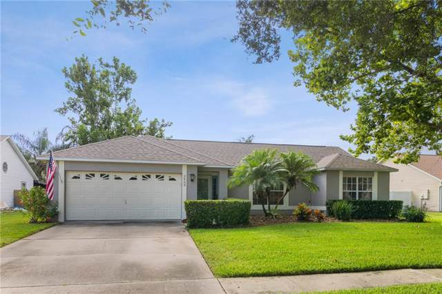 2663 Greywall Avenue, Ocoee, FL 34761 (MLS #O5806095) :: Team Bohannon Keller Williams, Tampa Properties